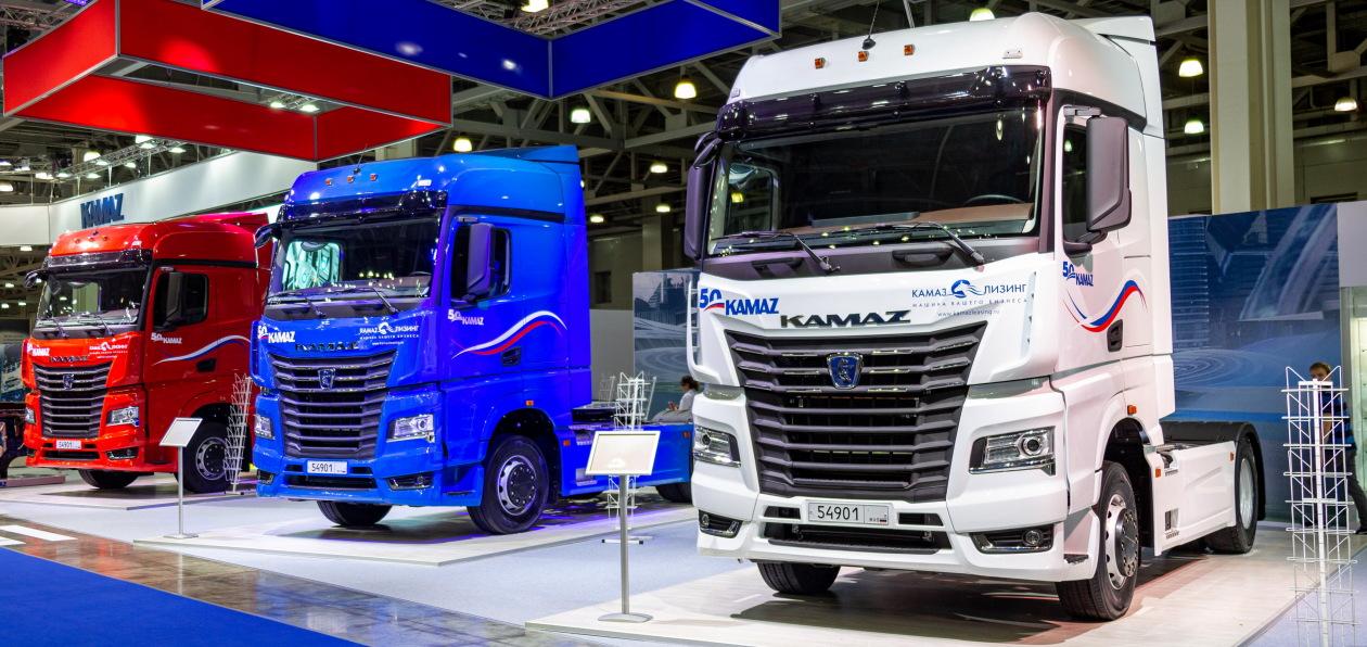 «КАМАЗ» запустил продажи тягачей нового поколения