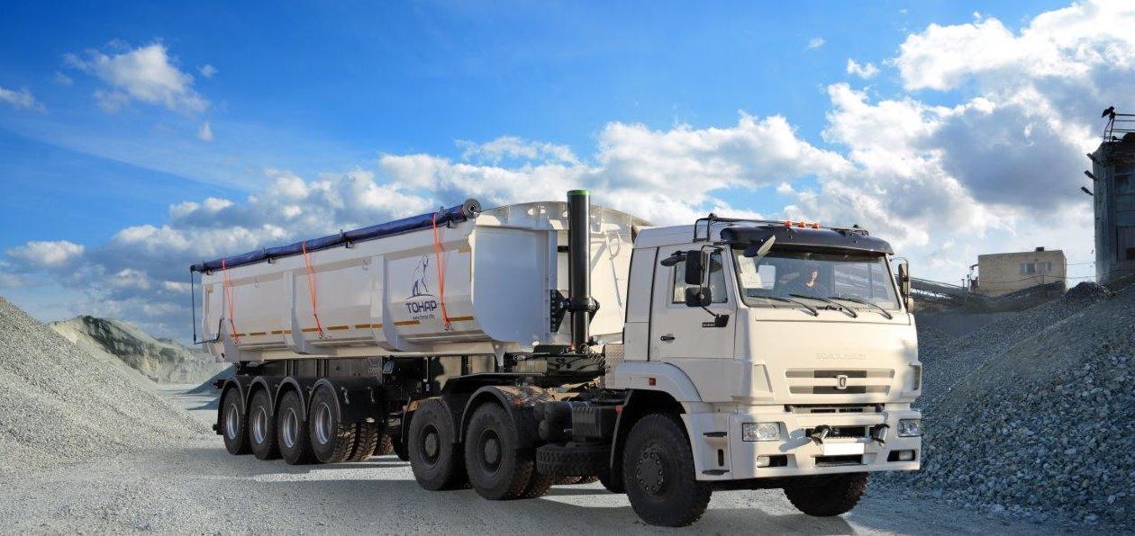 Тягачи «КАМАЗ» будут работать в Сенегале