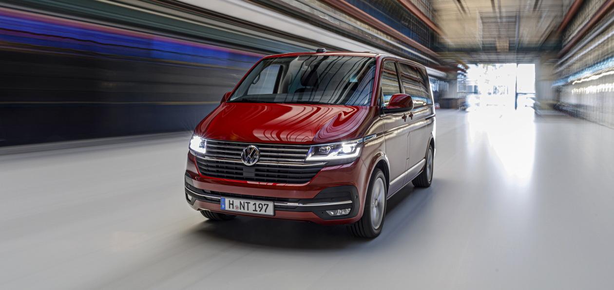 Volkswagen «заморозит» рублевые цены на коммерческие автомобили