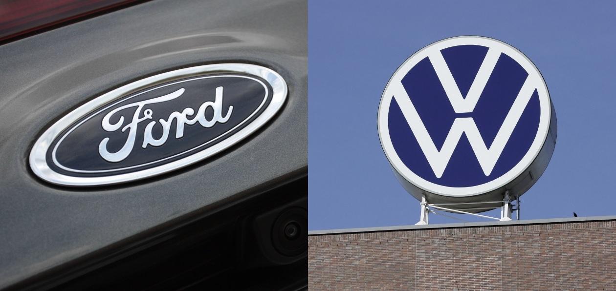 Ford и Volkswagen вместе выпустят три новых коммерческих модели