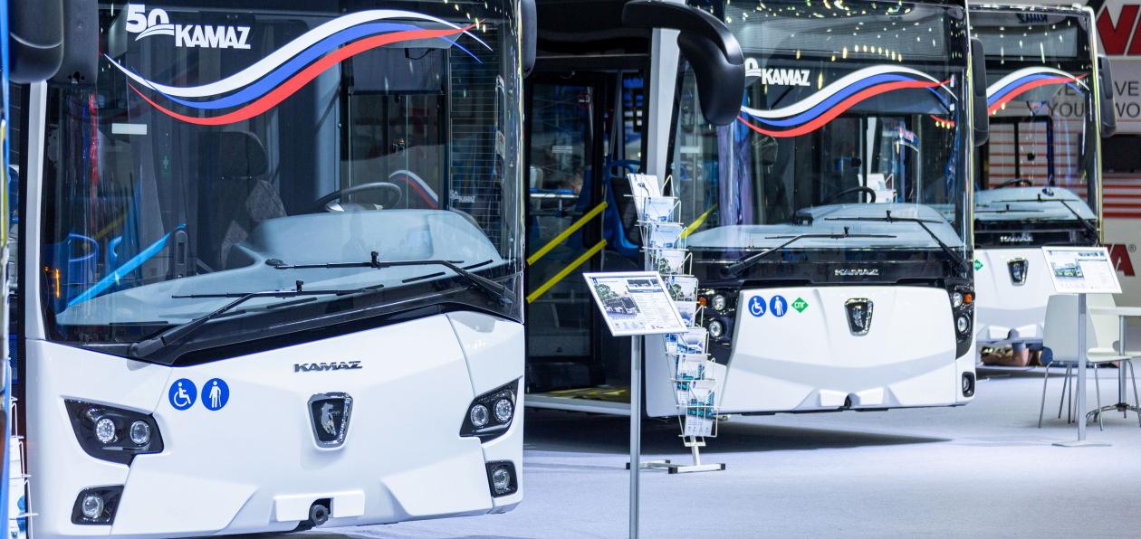 Газовые автобусы «НЕФАЗ» будут работать в Уфе