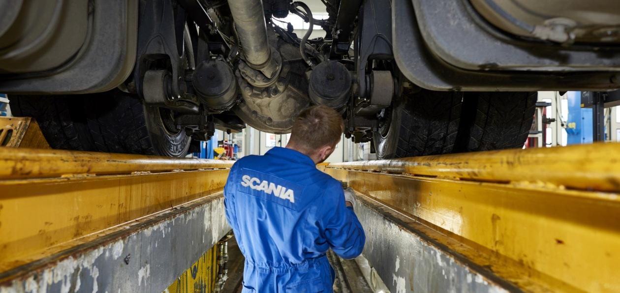 Scania запустила ряд «антикризисных» сервисных предложений