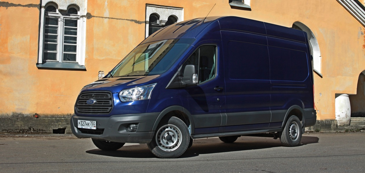 Ford Transit получит российские многолистовые рессоры