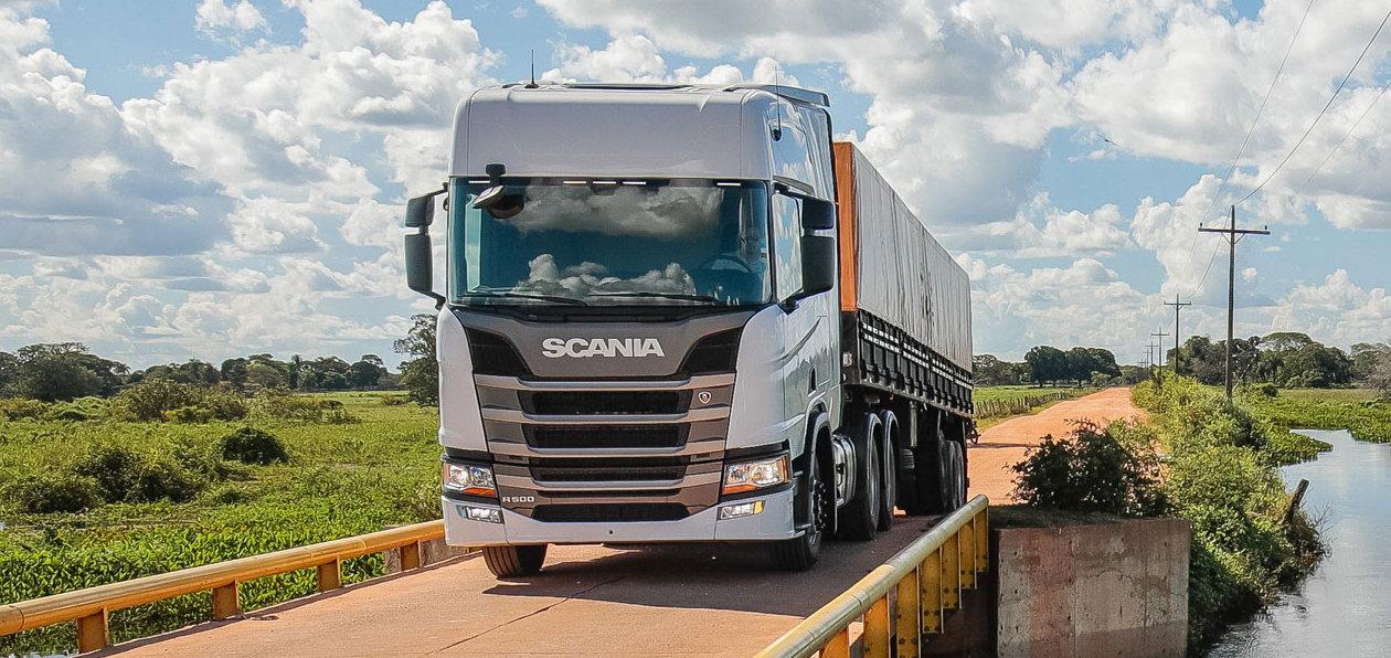 Пандемия значительно отразилась на доходах Scania