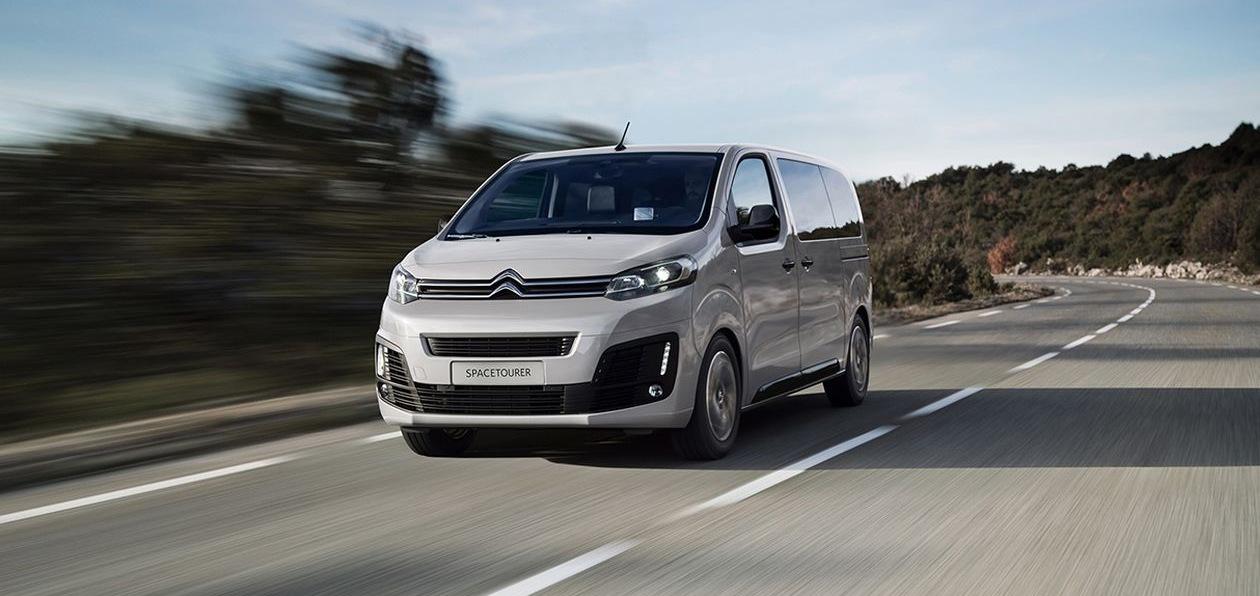 Citroen SpaceTourer и Peugeot Traveller получили новый силовой агрегат