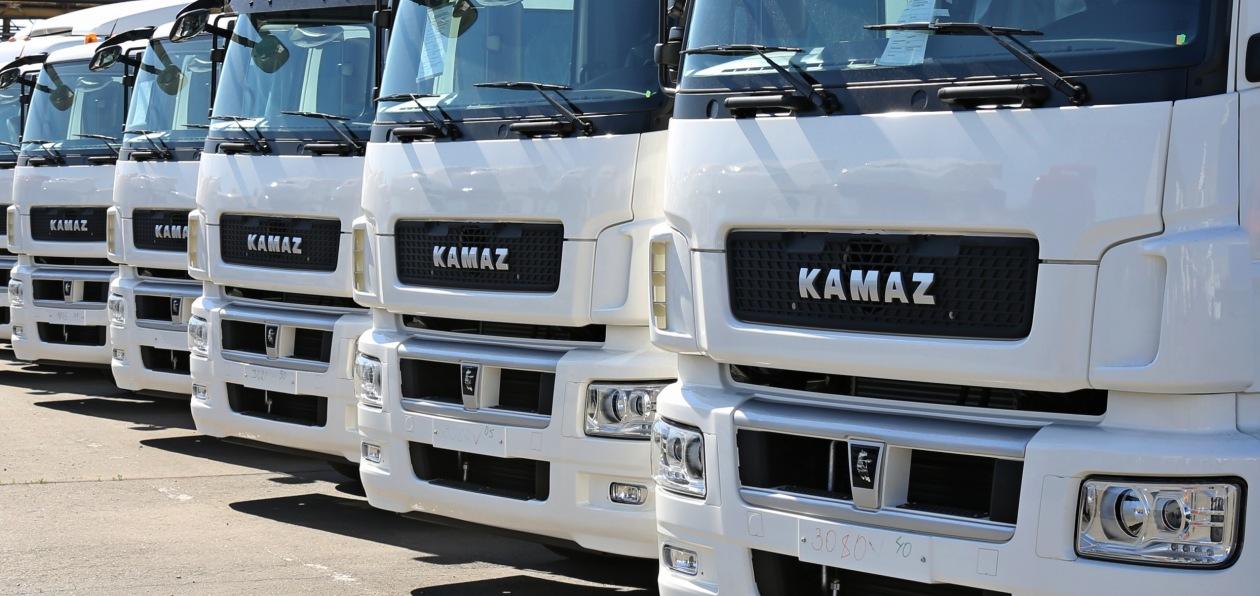 «КАМАЗ» поставит «Газпрому» 18 газовых тягачей