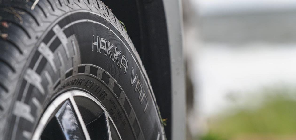 Nokian разработал новые шины для минивэнов и LCV