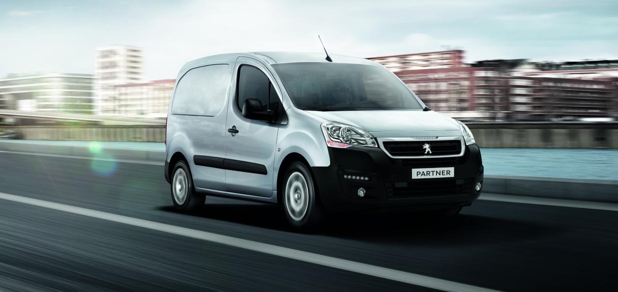 Peugeot будет выпускать в России фургон Partner второго поколения