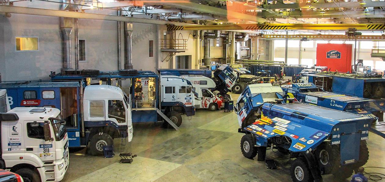 Как строит двигатели «КАМАЗ-мастер»: 1150 лошадиных сил из обычного мотора
