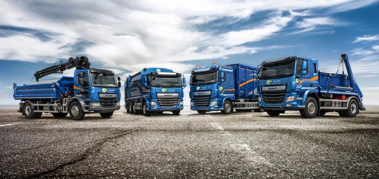 DAF Trucks запустил программу продаж полностью застроенных автомобилей