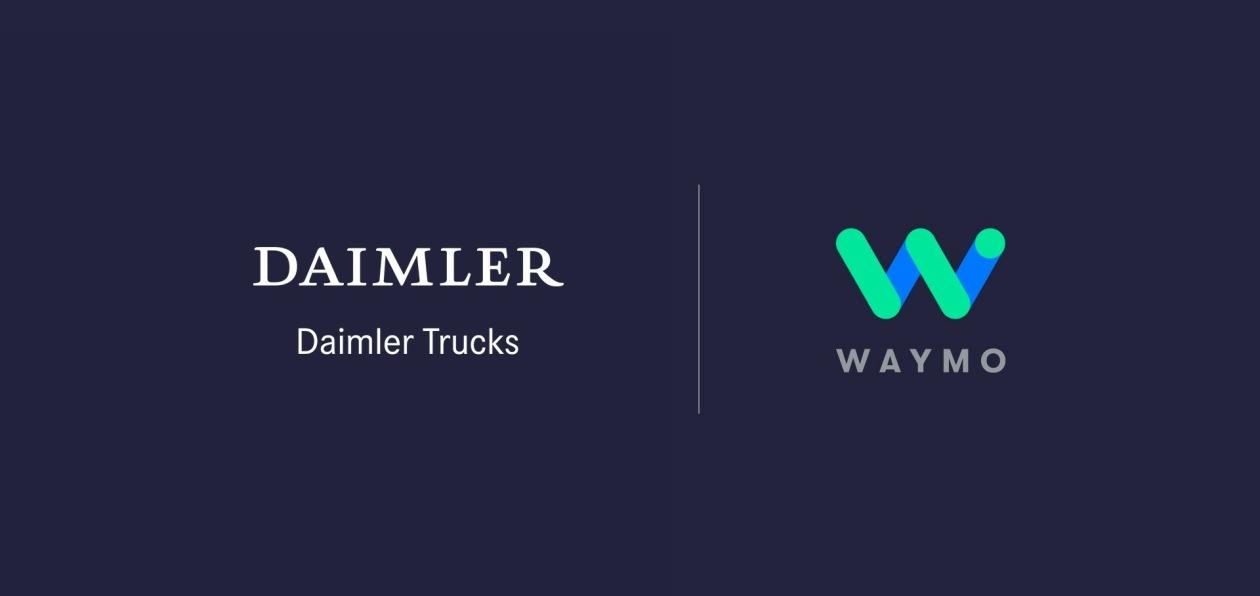 Daimler Trucks и Waymo будут вместе разрабатывать автономные грузовики