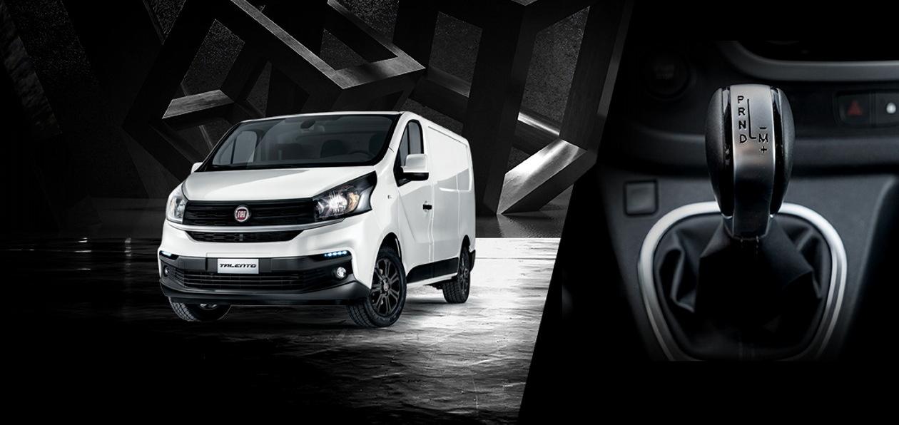 Fiat Talento получил новую трансмиссию