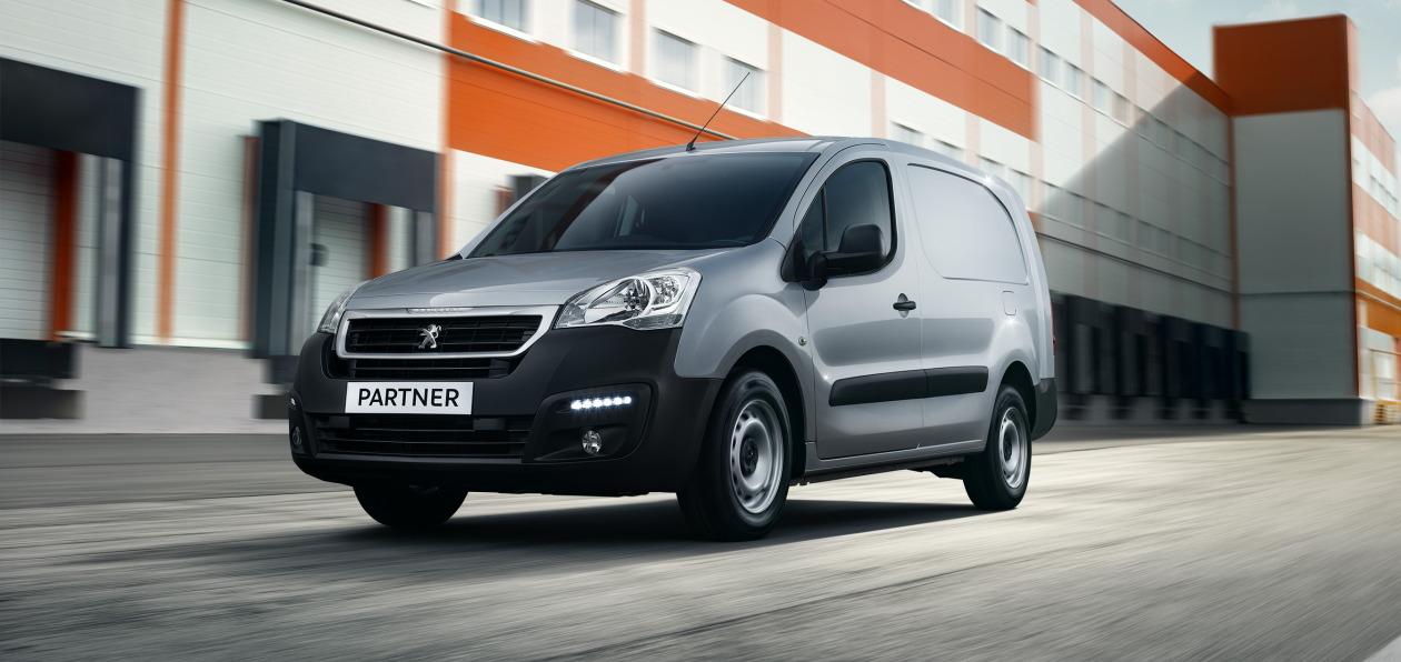 Калужский Peugeot Partner доступен для заказа в России