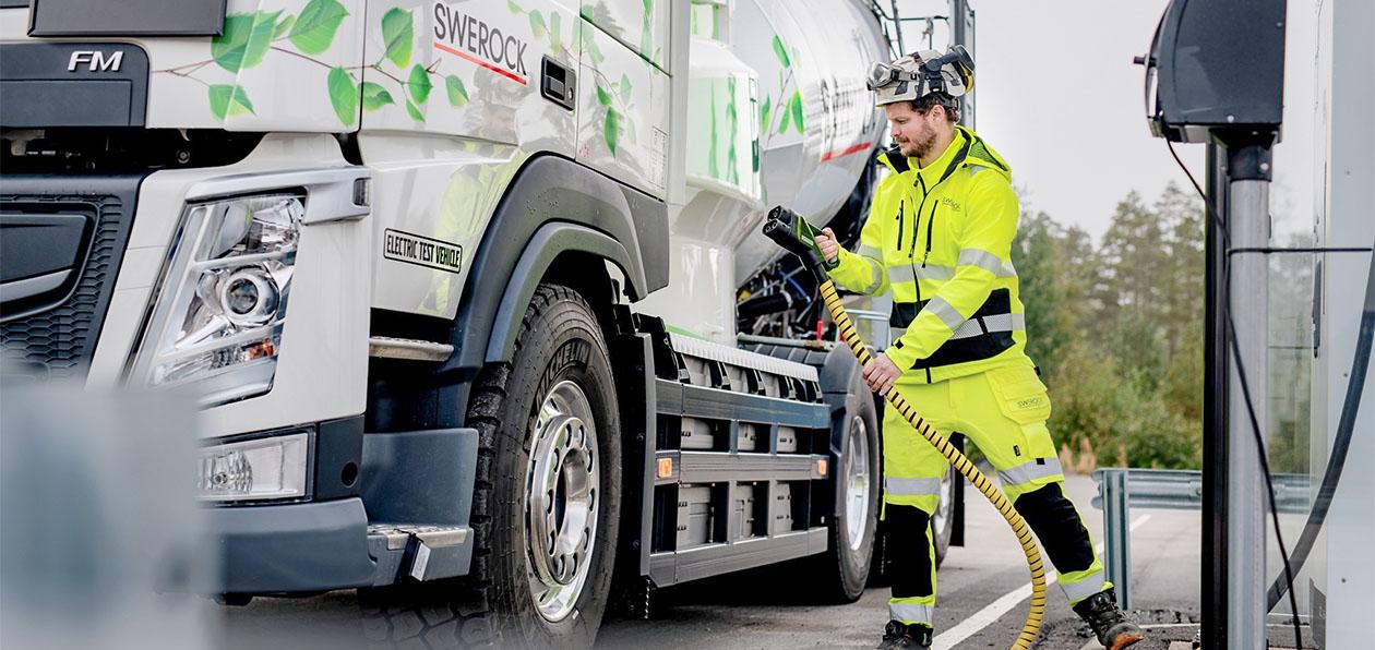 ACEA: Европе необходим стократный рост парка «зеленых» грузовиков