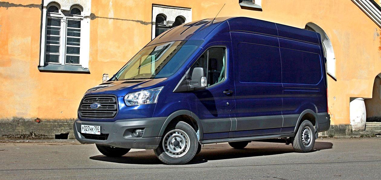 «Соллерс Форд» нарастит производство вэнов Transit