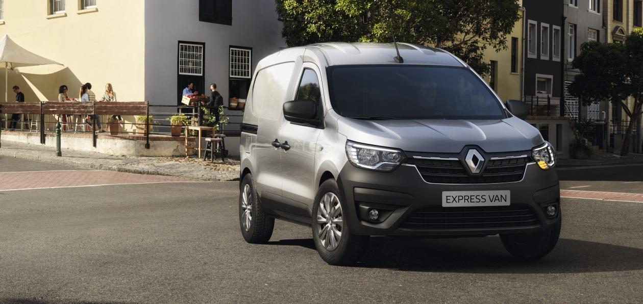 Новый Renault Express Van стал доступен для заказа в Европе