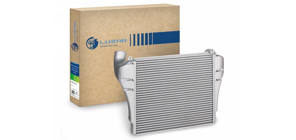 LUZAR выпустил новые «грузовые» радиаторы