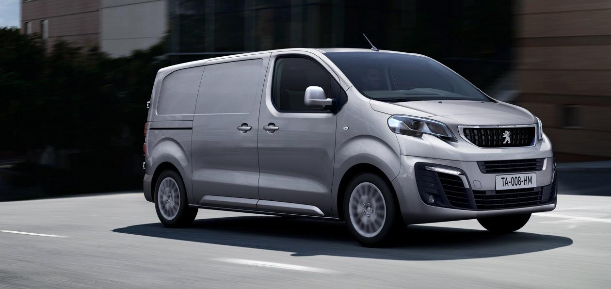 Peugeot Expert и Citroen Jumpy российской сборки получили «коробку-автомат»
