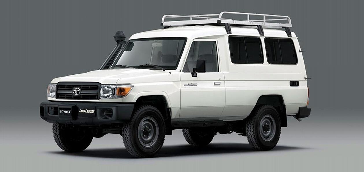Toyota представила автомобиль для перевозки вакцин
