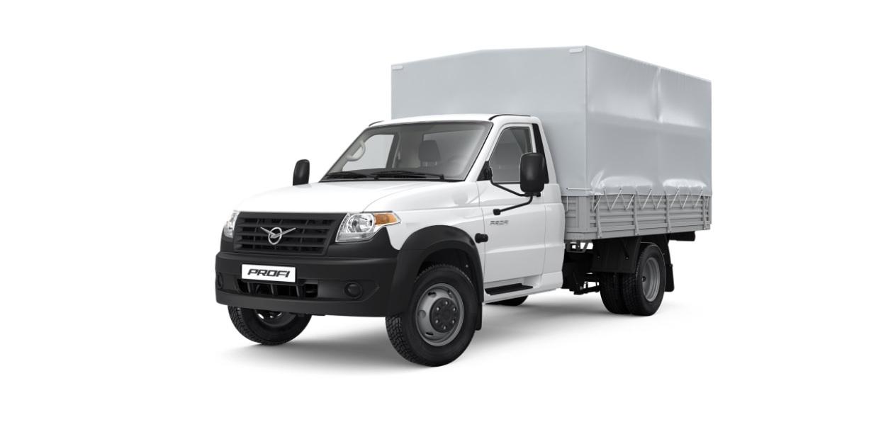 УАЗ представил новую «Полуторку»
