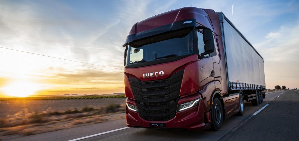 Iveco и Plus займутся разработкой автономных грузовиков