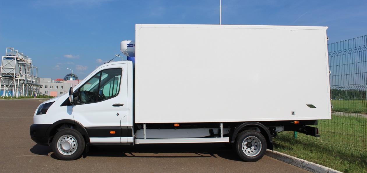 Ford Transit получил новых поставщиков холодильного оборудования