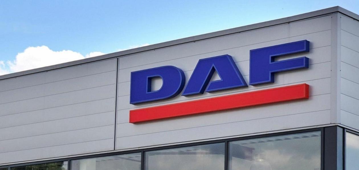 DAF представил зарядные станции для электромобилей