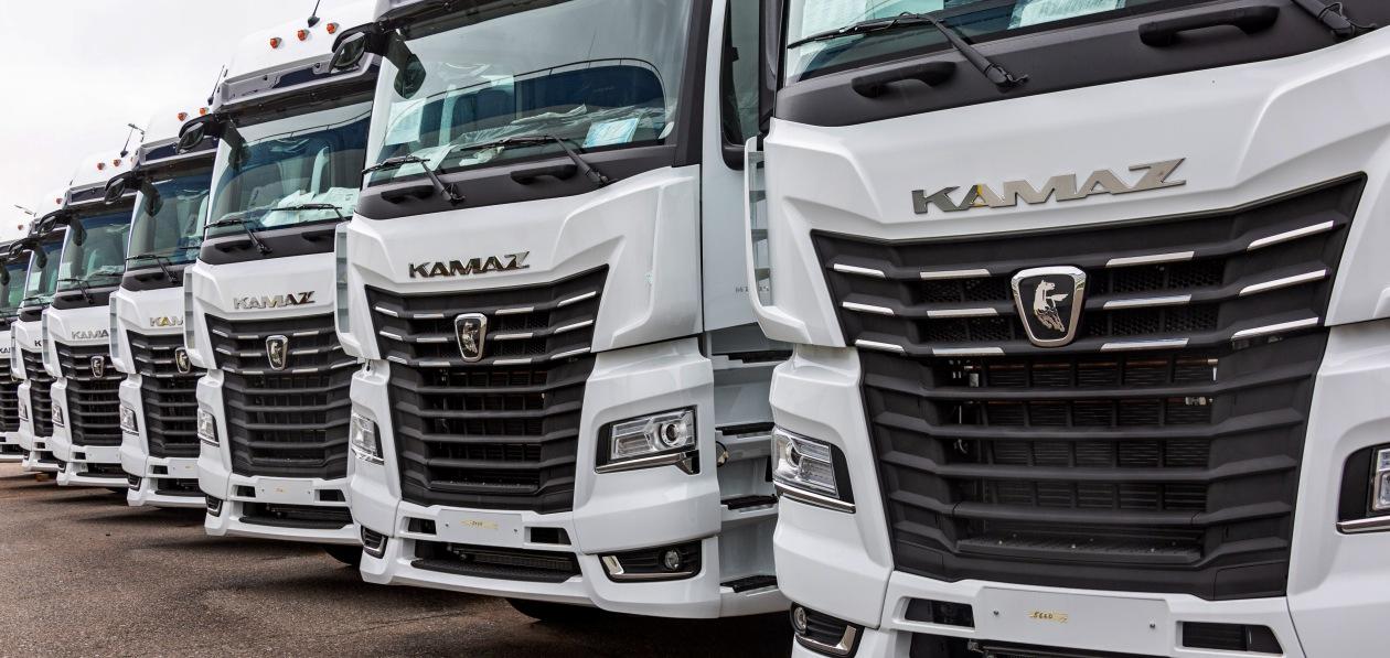 КАМАЗ удвоит выпуск грузовиков К5