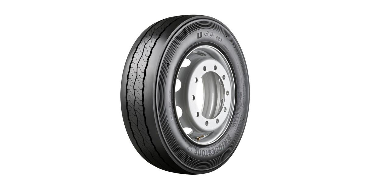 Bridgestone выпустил топливосберегающую шину для автобусов