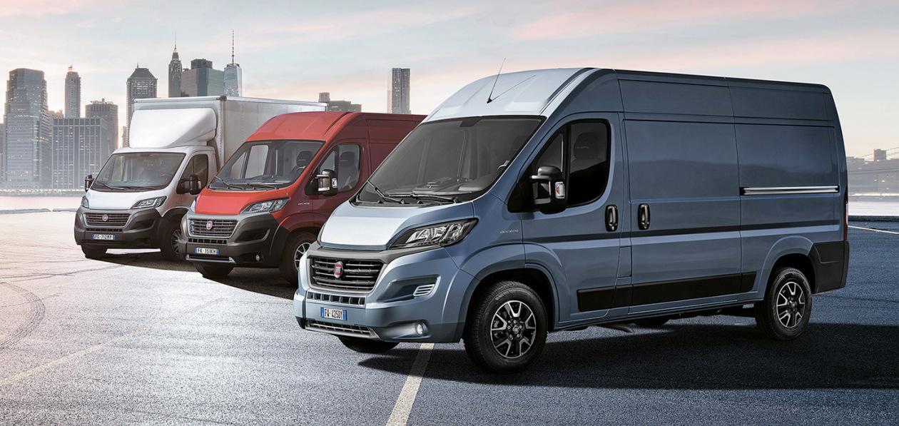 Fiat даст скидку на Doblo и Ducato сотрудникам сервиса Яндекс.Доставка