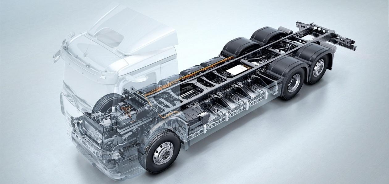 Mercedes-Benz перепрофилирует три завода под выпуск электродвигателей