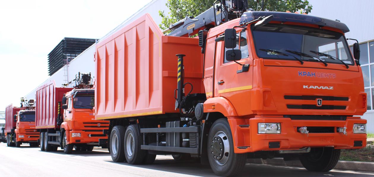 КАМАЗ поставил 63 металловоза крупнейшему ломозаготовителю РФ