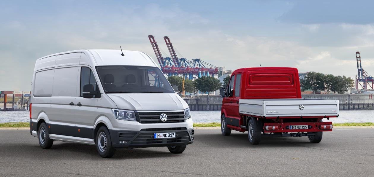 Volkswagen возобновил продажи бюджетной версии Crafter