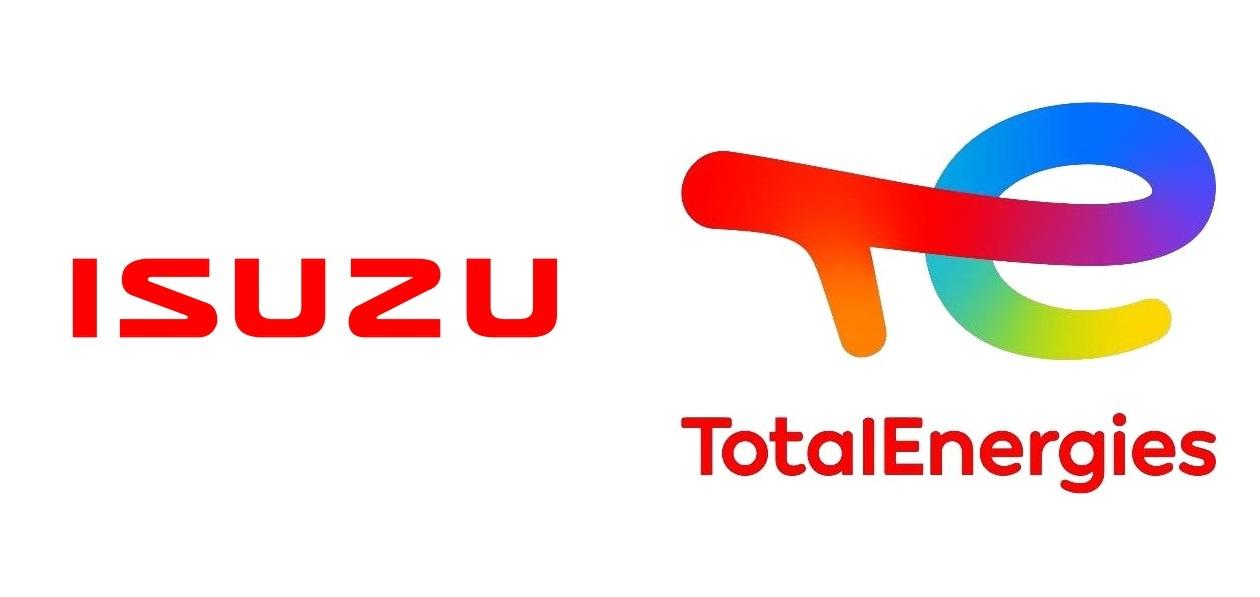 Isuzu будет заливать в коммерческий транспорт масла TotalEnergies