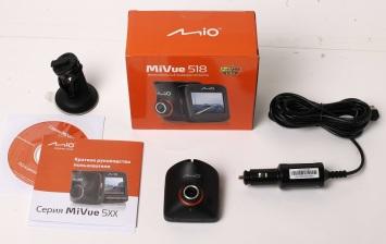 Автомобильный видеорегистратор Mio MiVue 765 - фото 7
