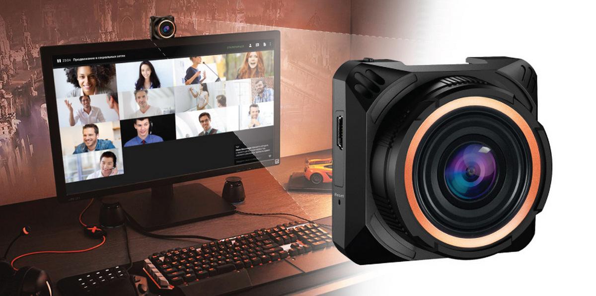 Navitel превратил видеорегистраторы в web-камеры