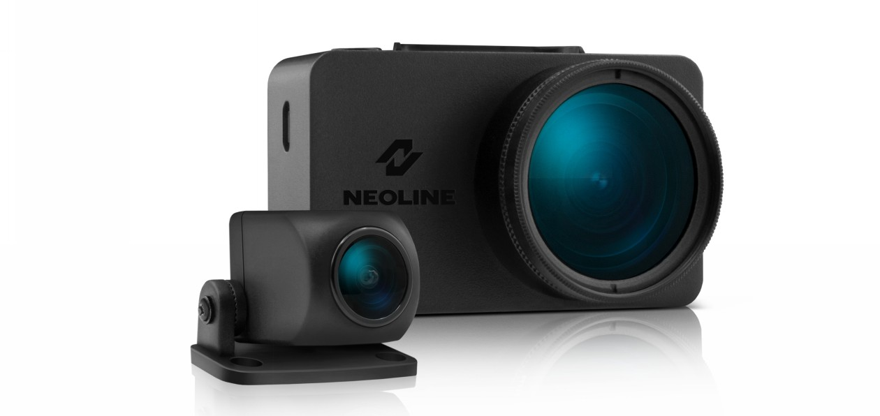 Neoline выпустил новый двухкамерный видеорегистратор