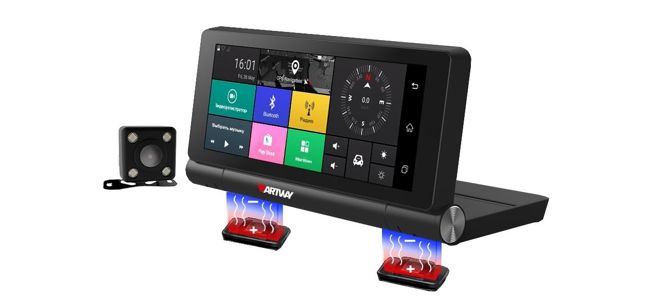 Artway представил видеорегистратор MD-920 Combo
