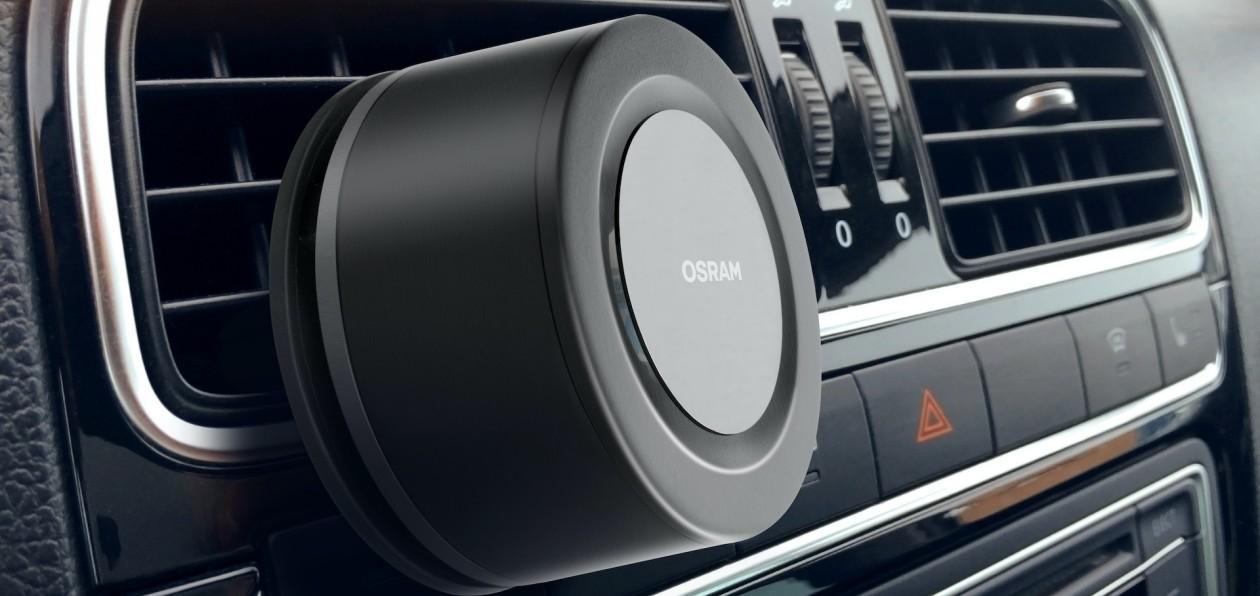 Osram представил автомобильный очиститель воздуха
