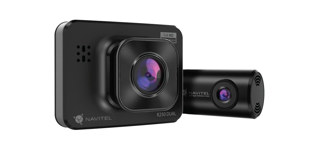 Navitel выпустил видеорегистратор R250 Dual