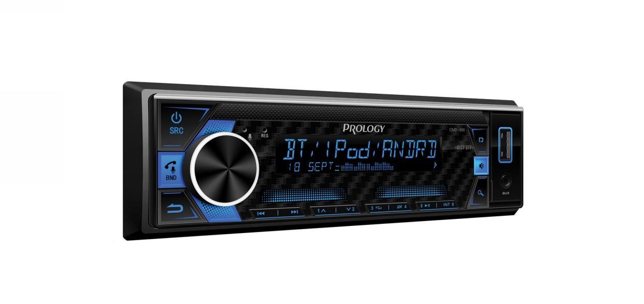 Prology представил новые Bluetooth-ресиверы