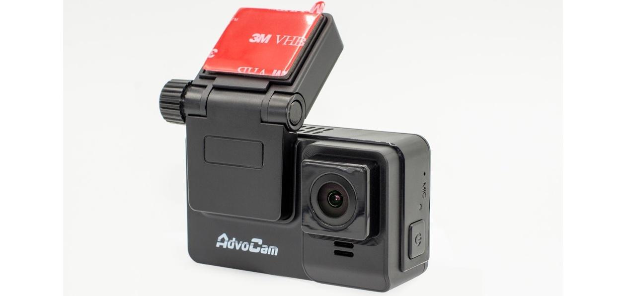 AdvoCam выпустил видеорегистратор FD Black III