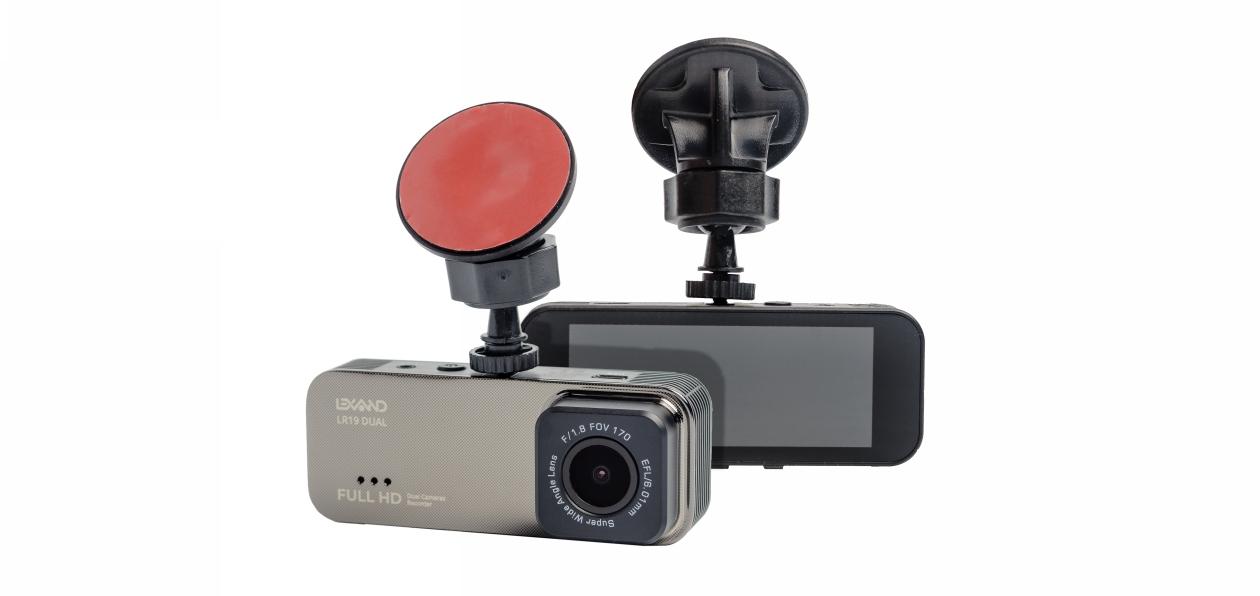 Lexand представил новую линейку видеорегистраторов