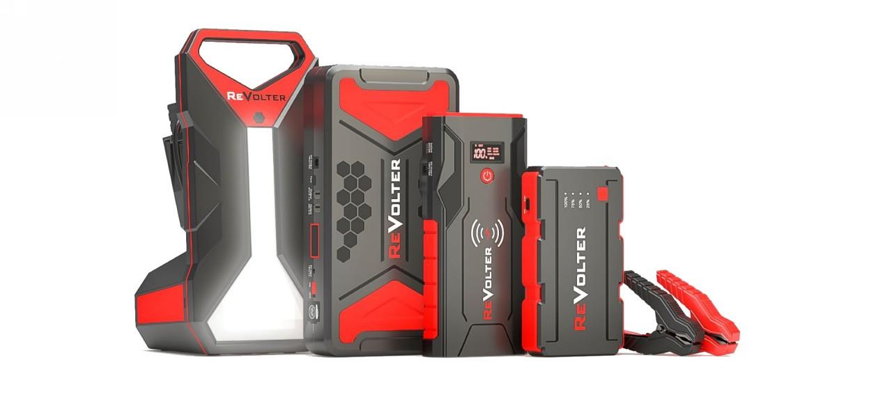 ReVolter представил новые пуско-зарядные устройства