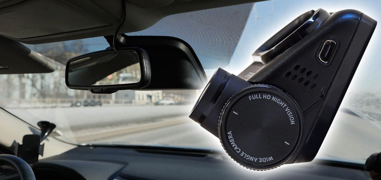 Тест видеорегистратора Mio MiVue 826: камера скрытого наблюдения