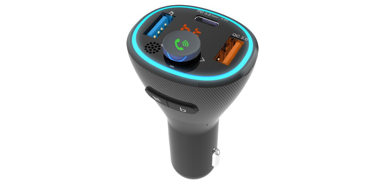 У Ritmix появятся новые FM-трансмиттеры и Bluetooth-ресивер