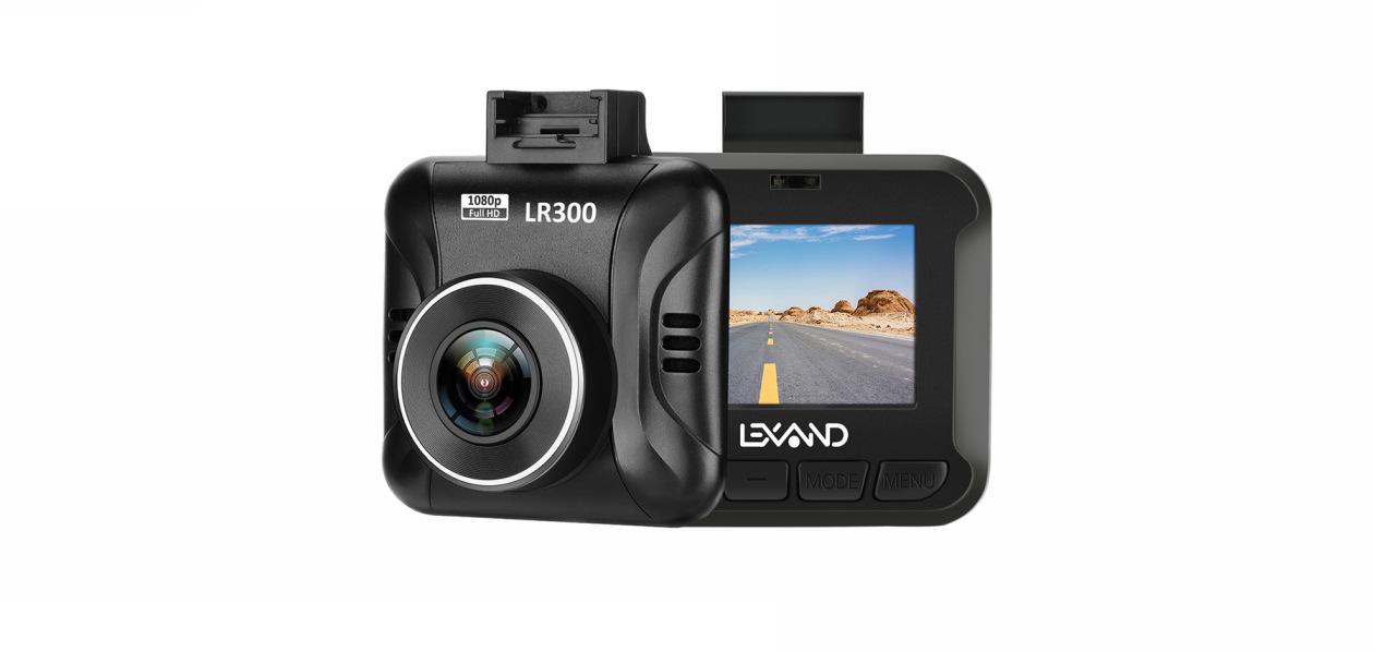 Lexand представил шесть новых моделей видеорегистраторов