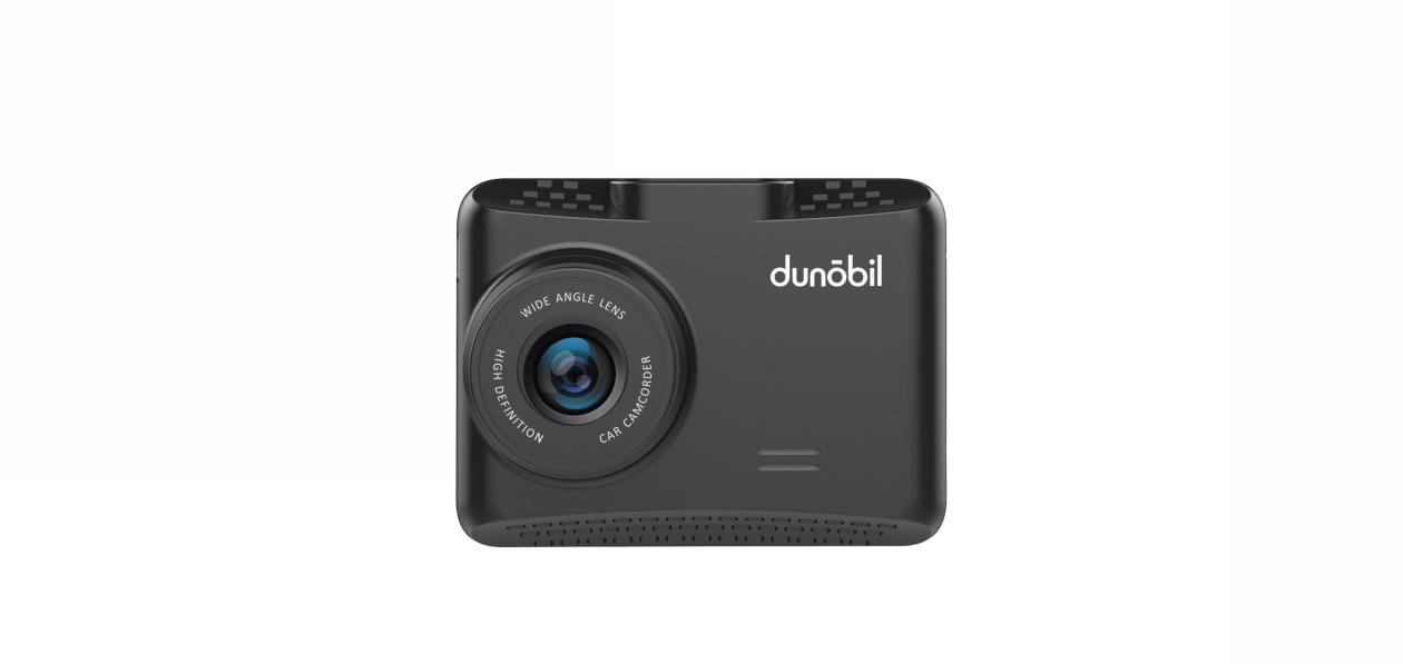 У Dunobil появился компактный видеорегистратор с двумя камерами