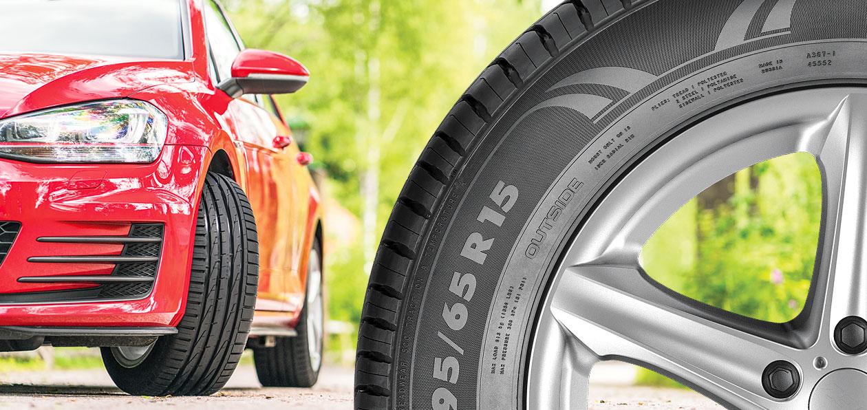 Как выбрать летние шины для вашего автомобиля