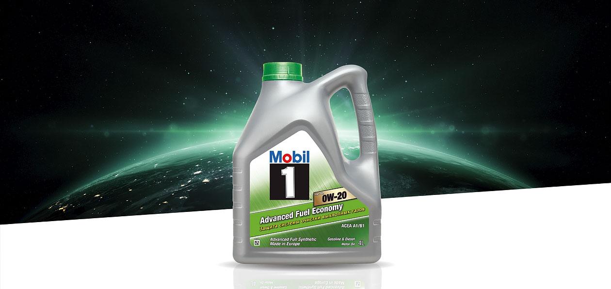 Mobil 1 представил масло низкой вязкости